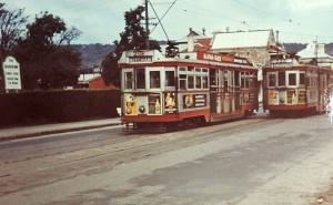 Photo from Weekend Notes. Adelaide enjoyed a comprehensive tram system for almost 100 years