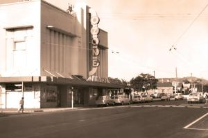 There were picture theatres in every suburb. This is the Ozone on Kensington Road at Marryatville, later known as the Chelsea and now the Regal