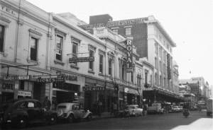 Photo from the State Library of SA. The beautiful old Theatre Royal in Hindley Street