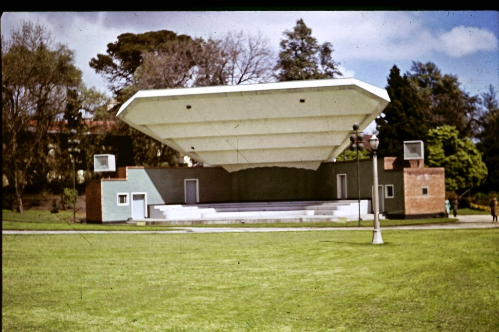 The Advertiser Sound Shell. As a child, going to Carols in the 50s and 60s, it was always held in the Sound Shell
