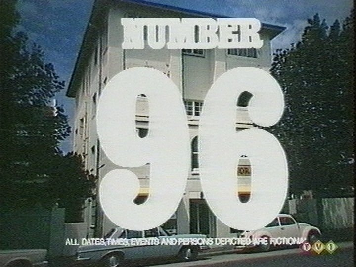 Photo from Wikipedia. Number 96 was a last ditch effort to save the Channel 10 network from bankruptcy.