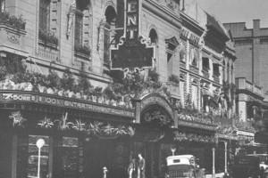 Regent Theatre 1940s