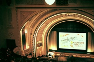 The Regent Theatre Auditorium