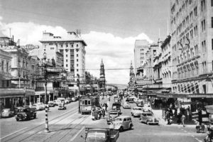 Adelaide 1950s Michael Brodie
