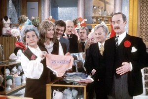 Are Youu Being Served. The TV show that remembered the era when customer service was part of every business