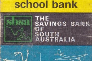 Photo courtesy of Mort Hanson. Many posters remembered their particular 'bank' day at school and how we would take our bank books and 6d or 1/- to deposit on the day.